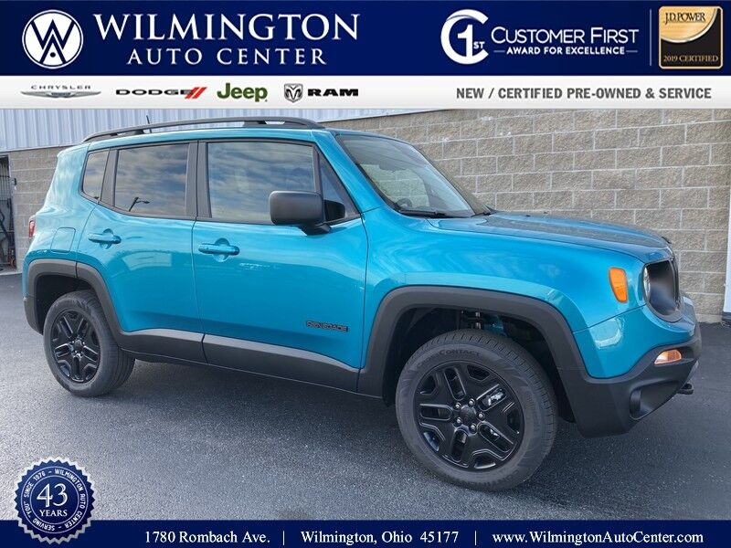 2020 Jeep Renegade UPLAND 4X4 Wilmington OH