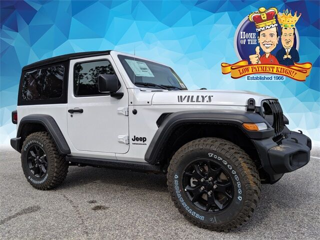 2020 Jeep Wrangler Winter Haven FL