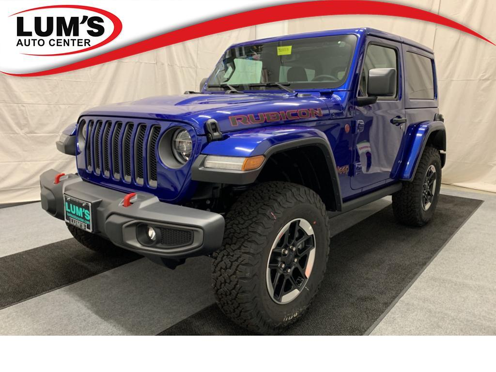 2020 Jeep Wrangler RUBICON 4X4 Warrenton OR