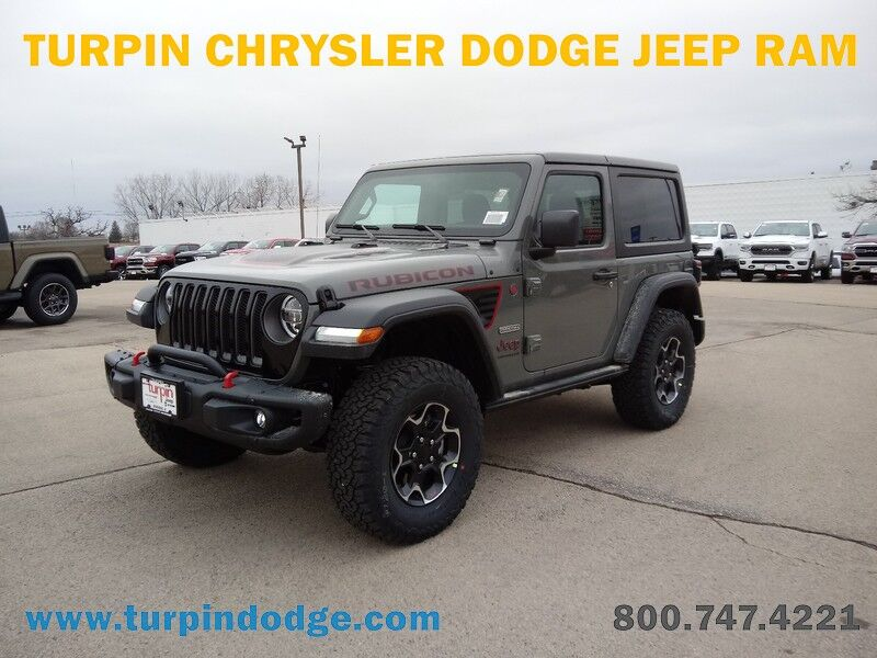 2020 Jeep Wrangler RUBICON RECON 4X4 Dubuque IA