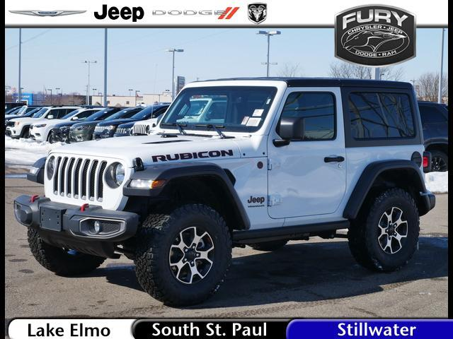 2020 Jeep Wrangler Rubicon 4x4 St. Paul MN