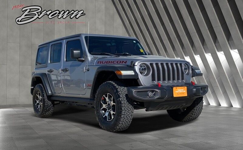 2020 Jeep Wrangler Rubicon Granbury TX