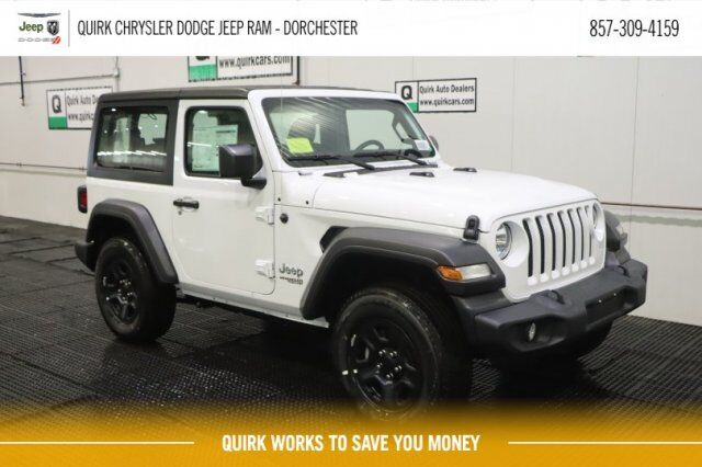 2020 Jeep Wrangler SPORT 4X4 Boston MA