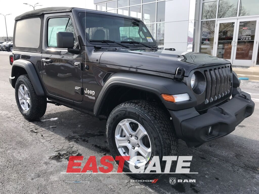 2020 Jeep Wrangler SPORT S 4X4 Indianapolis IN