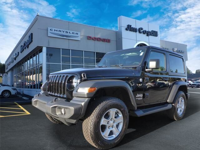 2020 Jeep Wrangler SPORT S 4X4 Knoxville TN