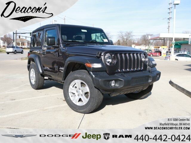 2020 Jeep Wrangler SPORT S 4X4 Mayfield Village OH