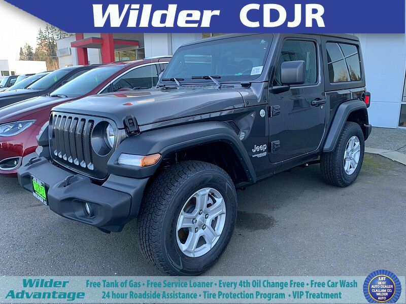 2020 Jeep Wrangler SPORT S 4X4 Port Angeles WA