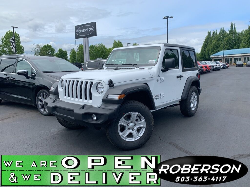 2020 Jeep Wrangler SPORT S 4X4 Salem OR