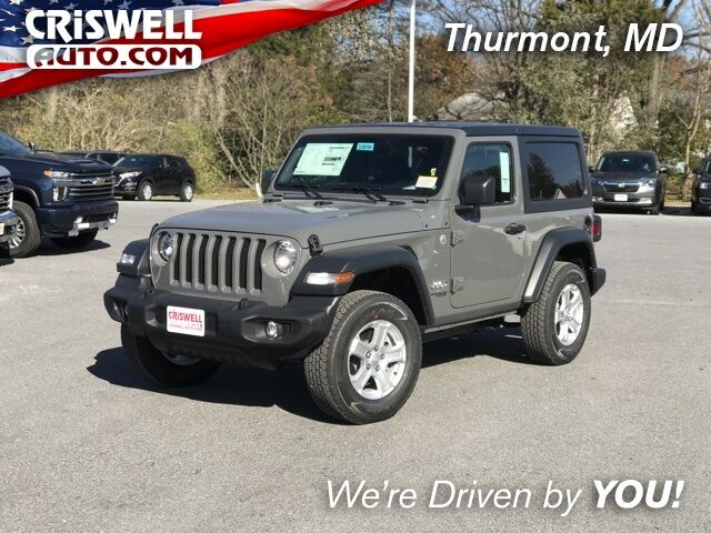 2020 Jeep Wrangler SPORT S 4X4 Thurmont MD