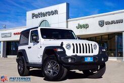 2020_Jeep_Wrangler_Sport_ Wichita Falls TX