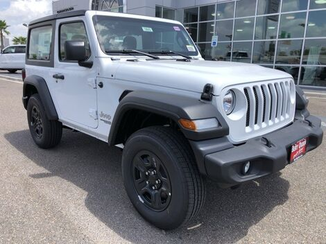 2020_Jeep_Wrangler_Sport_ McAllen TX