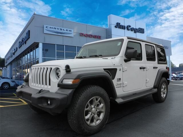 2020 Jeep Wrangler UNLIMITED FREEDOM 4X4 Knoxville TN