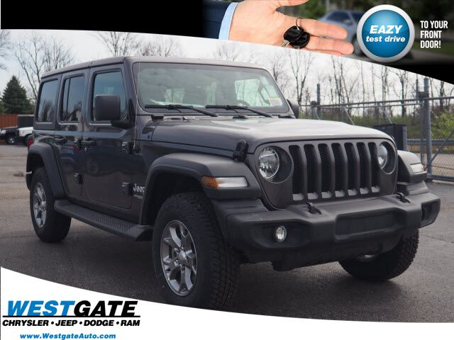 2020 Jeep Wrangler UNLIMITED FREEDOM 4X4 Plainfield IN