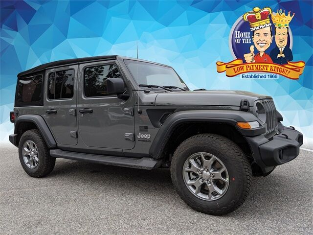 2020 Jeep Wrangler UNLIMITED FREEDOM 4X4 Davenport FL
