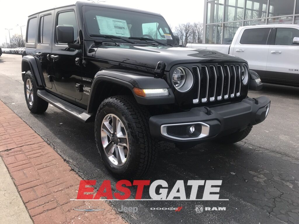2020 Jeep Wrangler UNLIMITED NORTH EDITION 4X4 Indianapolis IN