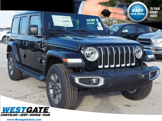 2020 Jeep Wrangler UNLIMITED NORTH EDITION 4X4 Plainfield IN