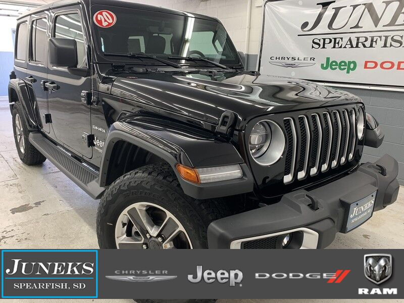2020 Jeep Wrangler UNLIMITED NORTH EDITION 4X4 Spearfish SD