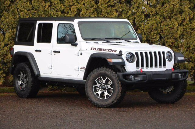 2020 Jeep Wrangler UNLIMITED RUBICON 4X4 Albany OR