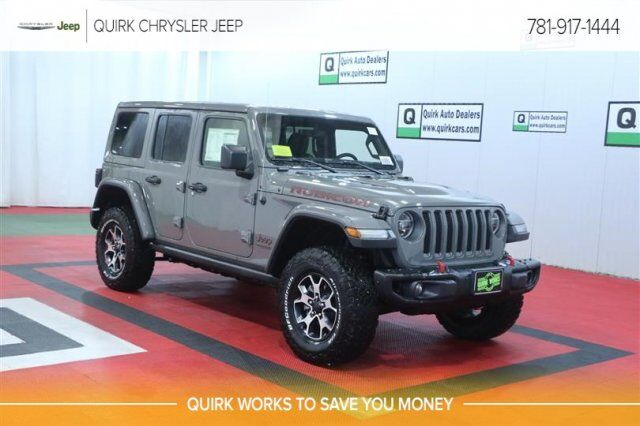 2020 Jeep Wrangler UNLIMITED RUBICON 4X4 Braintree MA