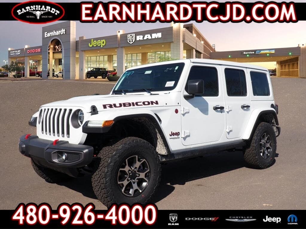 2020 Jeep Wrangler UNLIMITED RUBICON 4X4 Gilbert AZ