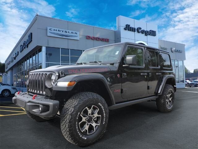 2020 Jeep Wrangler UNLIMITED RUBICON 4X4 Knoxville TN