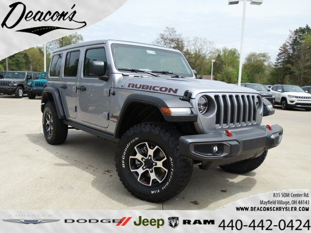 2020 Jeep Wrangler UNLIMITED RUBICON 4X4 Mayfield Village OH