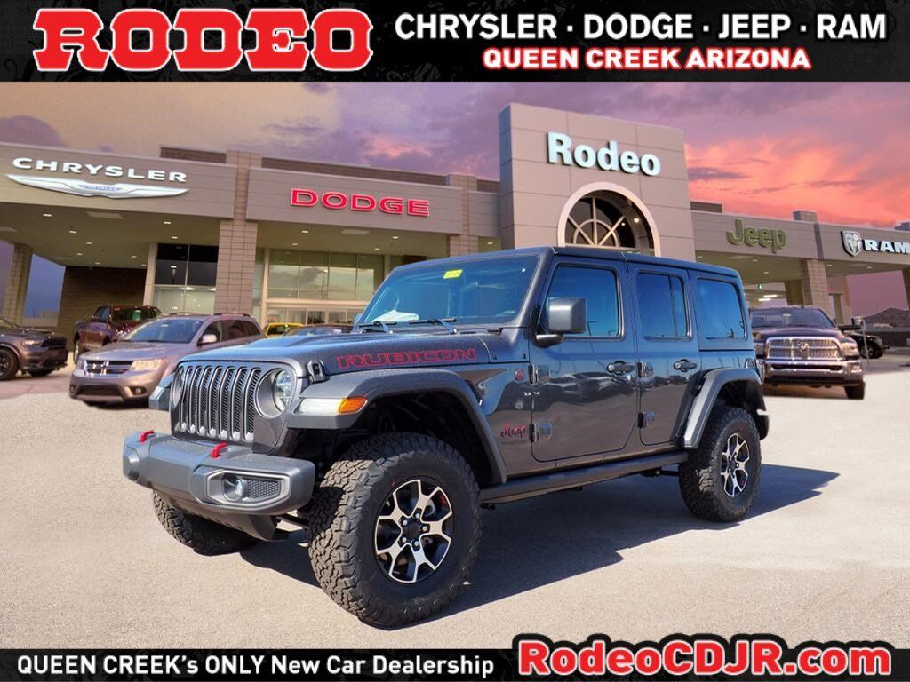 2020 Jeep Wrangler UNLIMITED RUBICON 4X4 Queen Creek AZ