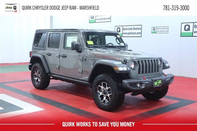 2020 Jeep Wrangler UNLIMITED RUBICON 4X4 Marshfield MA
