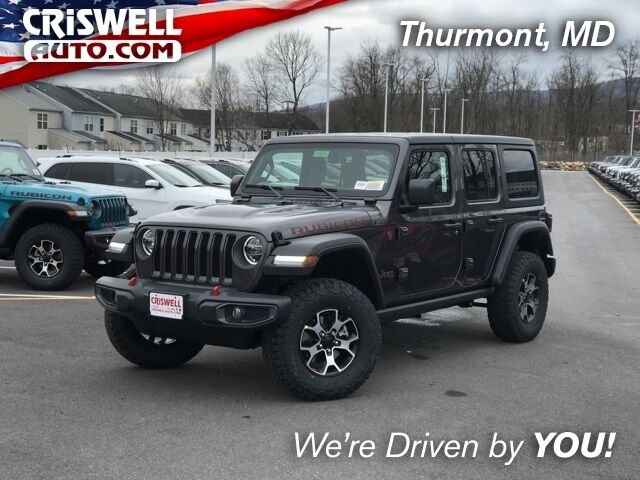 2020 Jeep Wrangler UNLIMITED RUBICON 4X4 Thurmont MD