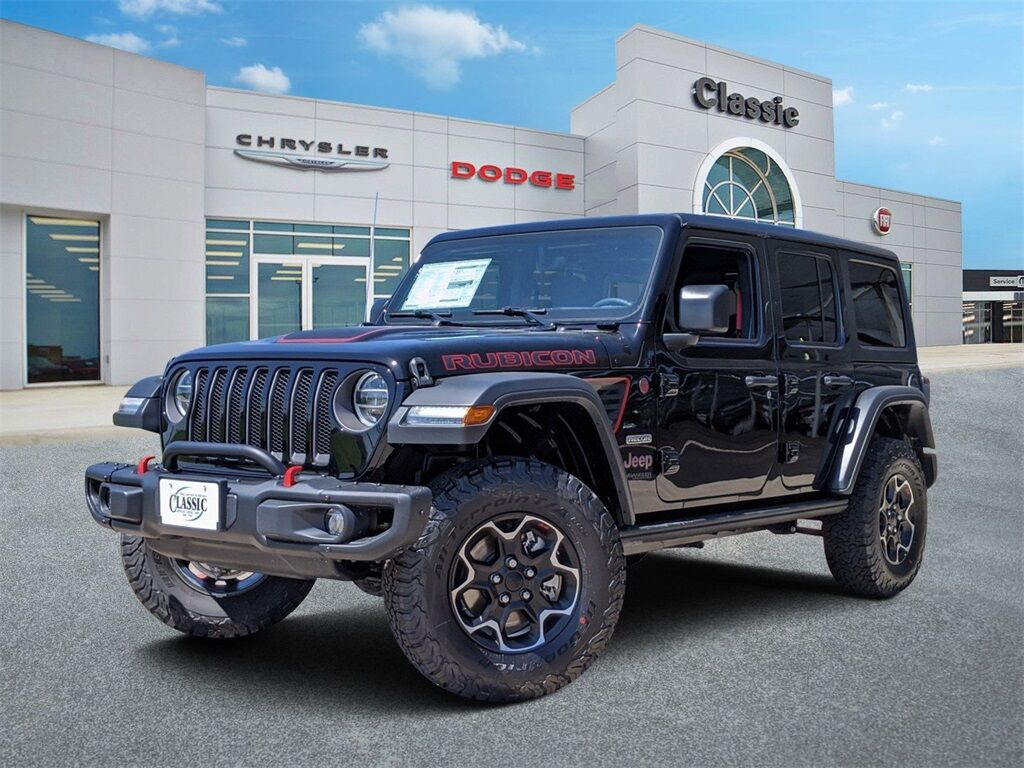 2020 Jeep Wrangler UNLIMITED RUBICON RECON 4X4 Arlington TX