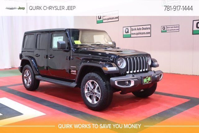 2020 Jeep Wrangler UNLIMITED SAHARA 4X4 Braintree MA