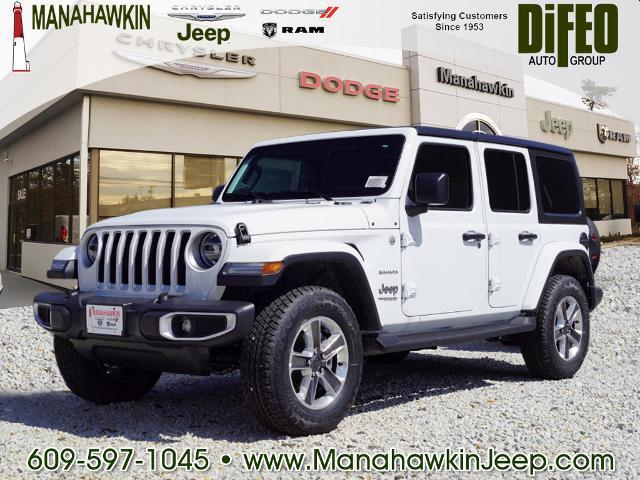 2020 Jeep Wrangler UNLIMITED SAHARA 4X4 Manahawkin NJ