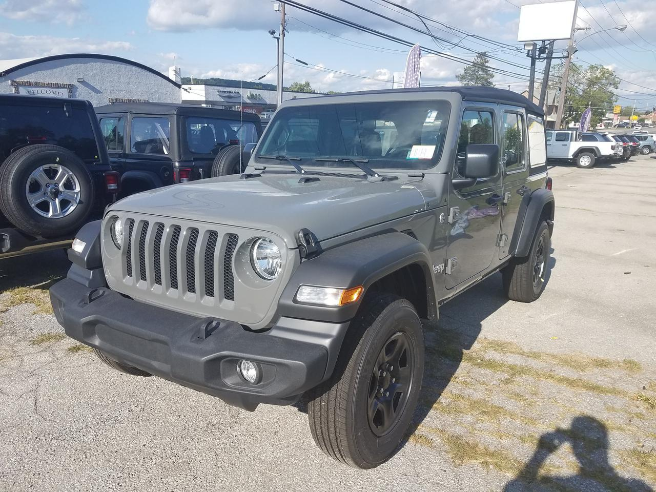 2020 Jeep Wrangler UNLIMITED SPORT 4X4 Coatesville PA