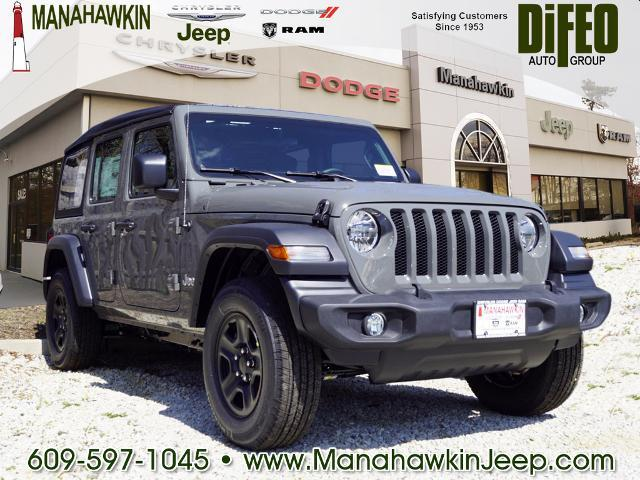 2020 Jeep Wrangler UNLIMITED SPORT 4X4 Manahawkin NJ