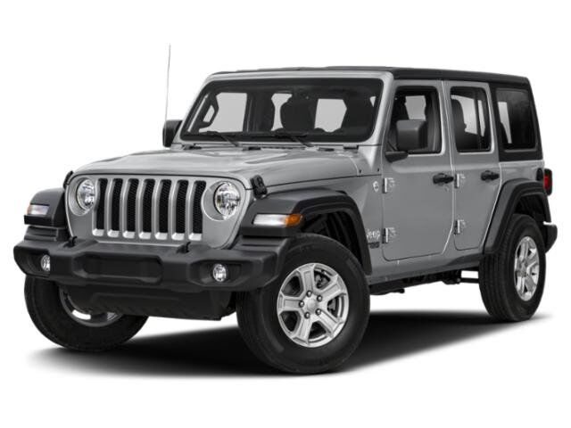 2020 Jeep Wrangler UNLIMITED SPORT ALTITUDE 4X4 Braintree MA