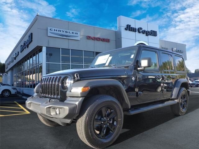 2020 Jeep Wrangler UNLIMITED SPORT ALTITUDE 4X4 Knoxville TN