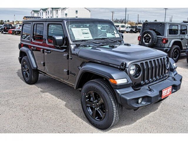2020 Jeep Wrangler UNLIMITED SPORT ALTITUDE 4X4 Andrews TX