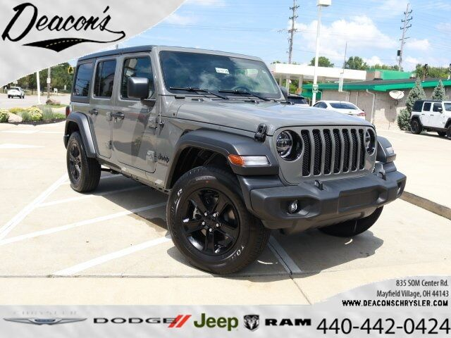 2020 Jeep Wrangler UNLIMITED SPORT ALTITUDE 4X4 Mayfield Village OH