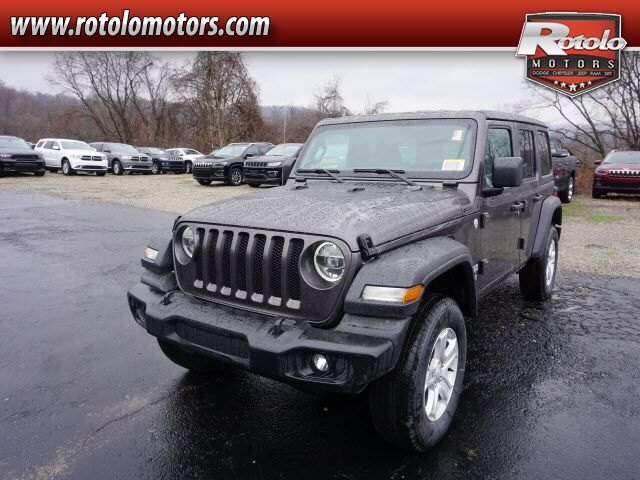 2020 Jeep Wrangler UNLIMITED SPORT S 4X4 Charleroi PA