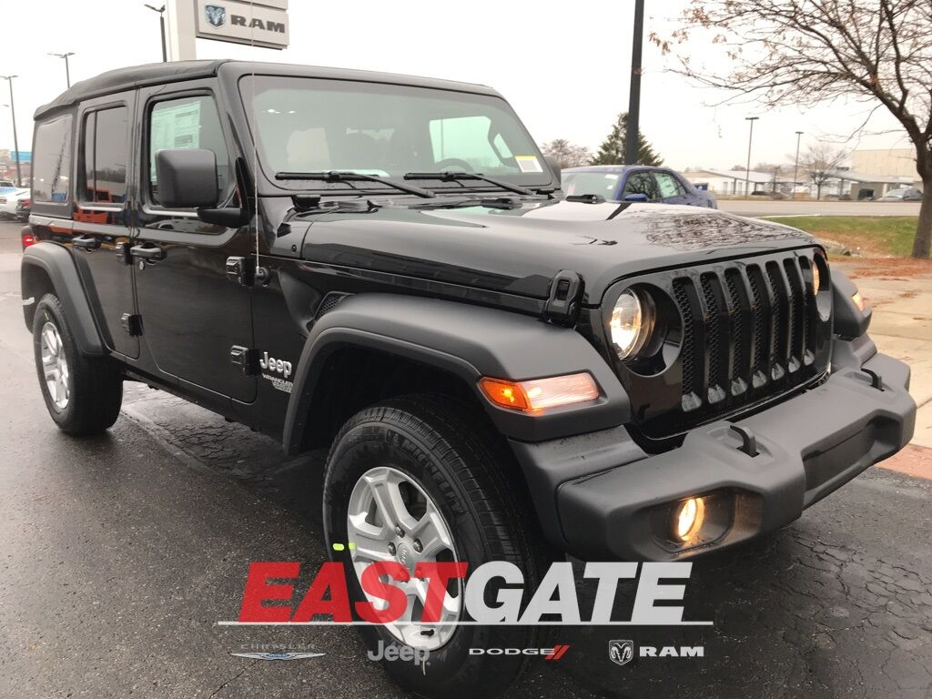 2020 Jeep Wrangler UNLIMITED SPORT S 4X4 Indianapolis IN