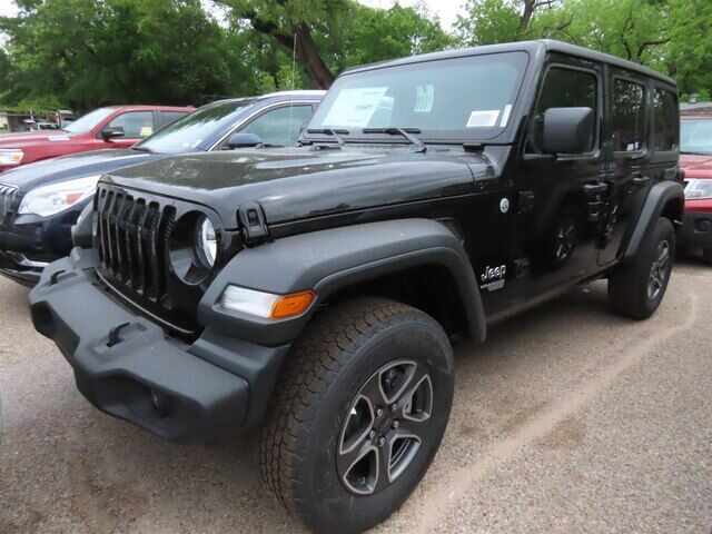 2020 Jeep Wrangler UNLIMITED SPORT S 4X4 Lockhart TX