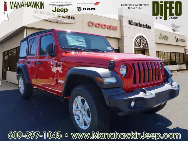 2020 Jeep Wrangler UNLIMITED SPORT S 4X4 Manahawkin NJ