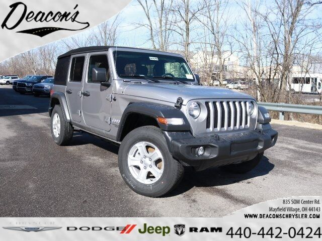 2020 Jeep Wrangler UNLIMITED SPORT S 4X4 Mayfield Village OH