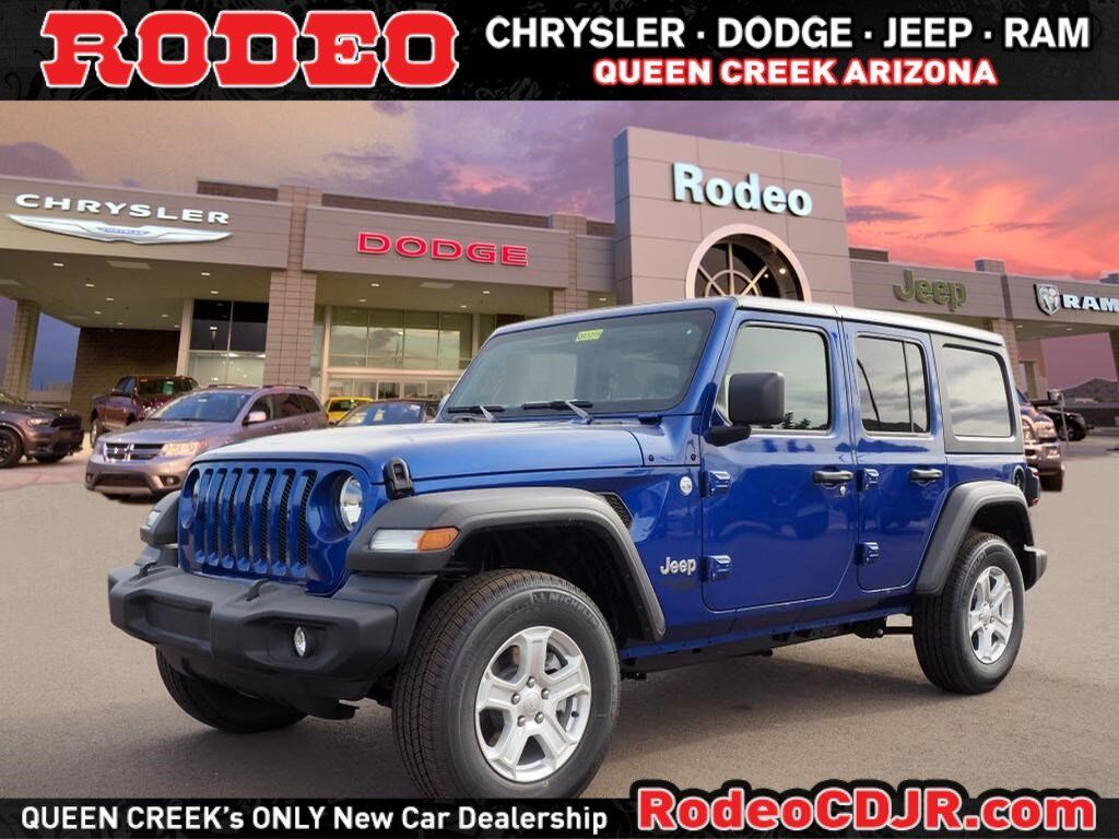 2020 Jeep Wrangler UNLIMITED SPORT S 4X4 Queen Creek AZ
