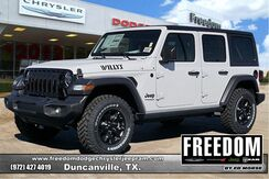 2020_Jeep_Wrangler_UNLIMITED WILLYS 4X4_ Delray Beach FL