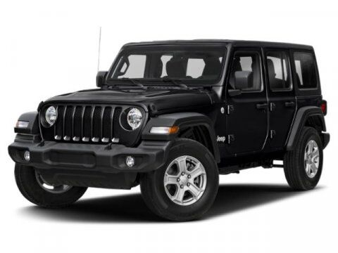 2020 Jeep Wrangler UNLIMITED WILLYS 4X4 Albany OR