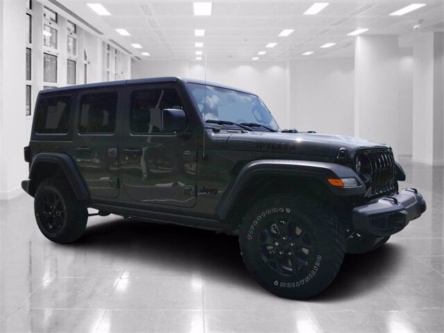 2020 Jeep Wrangler UNLIMITED WILLYS 4X4 Winter Haven FL