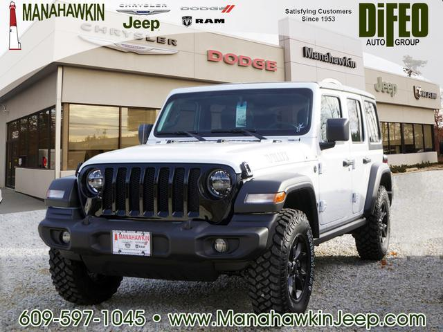 2020 Jeep Wrangler UNLIMITED WILLYS 4X4 Manahawkin NJ