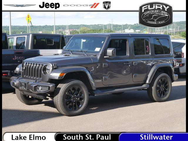 2020 Jeep Wrangler Unlimited 4x4 Stillwater MN