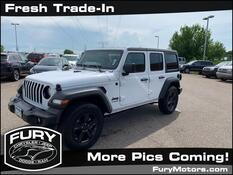 2020 Jeep Wrangler Unlimited 4x4